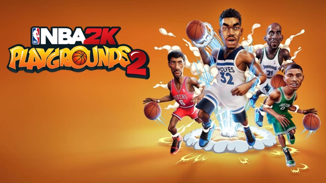 NBA 2K Playgrounds 2 Principal