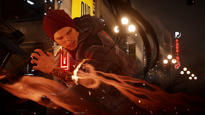 inFAMOUS Second Son - Avance