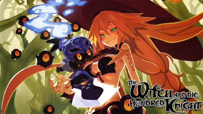 The Witch and the Hundred Knight - Avance
