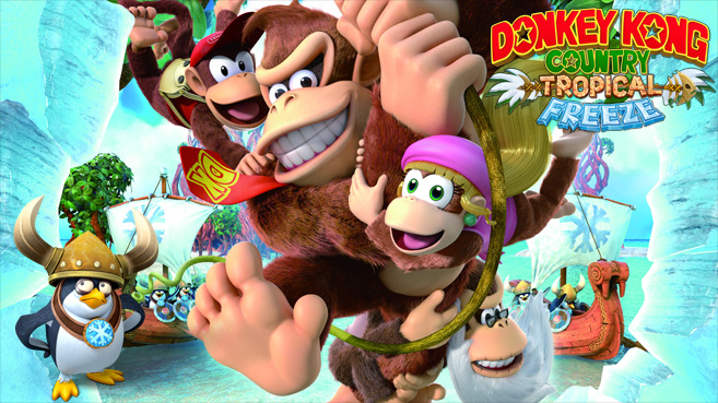 Donkey Kong Country Tropical Freeze - Análisis