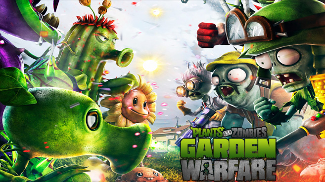 Análisis de Plants vs. Zombies Garden Warfare