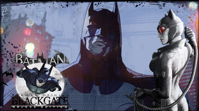 Batman Arkham Origins Blackgate Deluxe Edition - Análisis