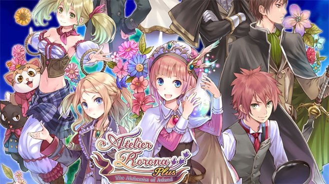Análisis de Atelier Rorona Plus The Alchemist of Arland