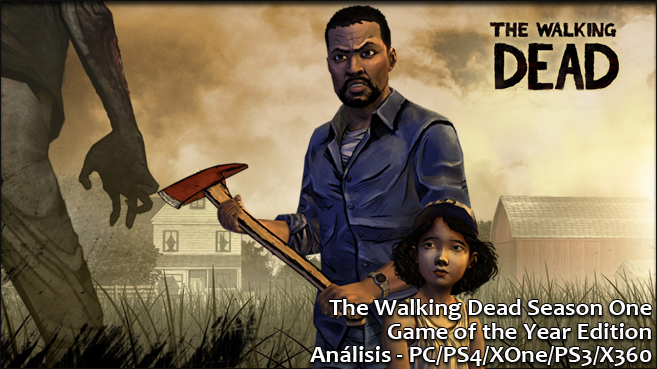The Walking Dead Season One (GOTY)