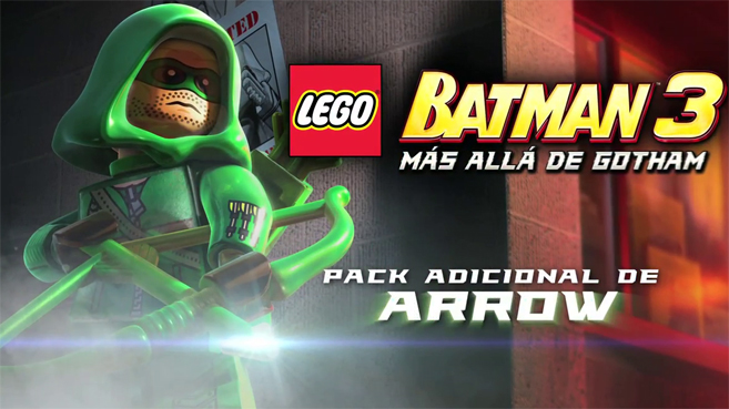 LEGO Batman 3 (Pack Arrow)