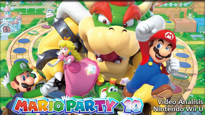 Video Analisis De Mario Party 10 Analisis Gameprotv