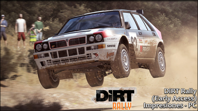DiRT Rally (Early Access)