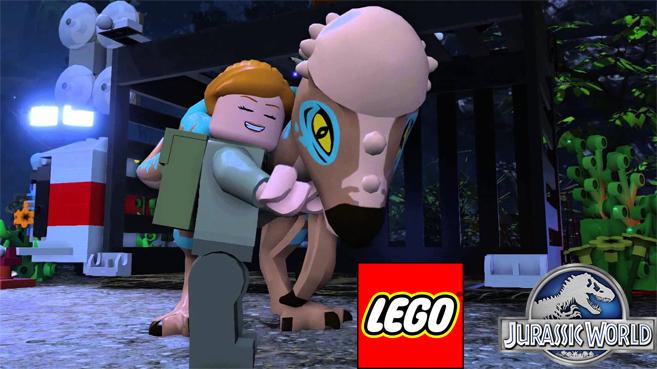Lego Jurassic World Tiene Nuevo Trailer Y Fecha De Lanzamiento