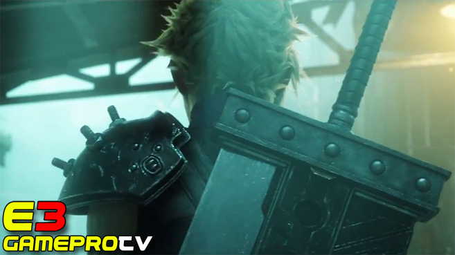 Final Fantasy VII Remake (E3 2015)