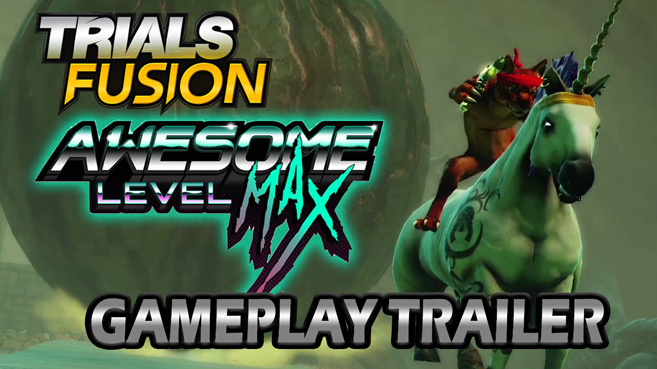 Trials Fusion Awesome Level Max