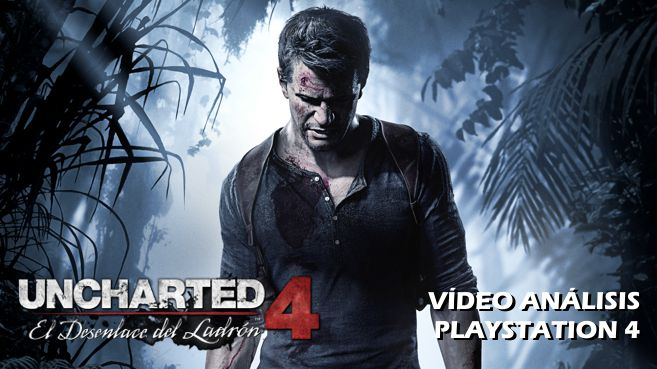 Análisis Uncharted 4