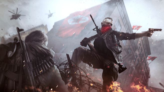 Homefront the Revolution Principal