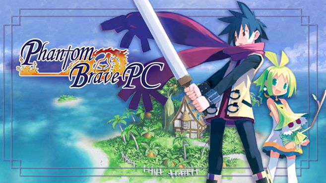 Phantom Brave PC Principal