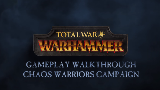 Total War Warhammer Chaos Warriors Principal