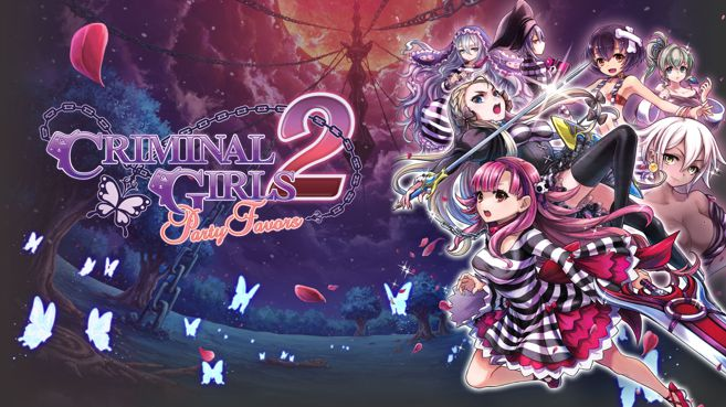 Criminal Girls 2 Party Favors Principal