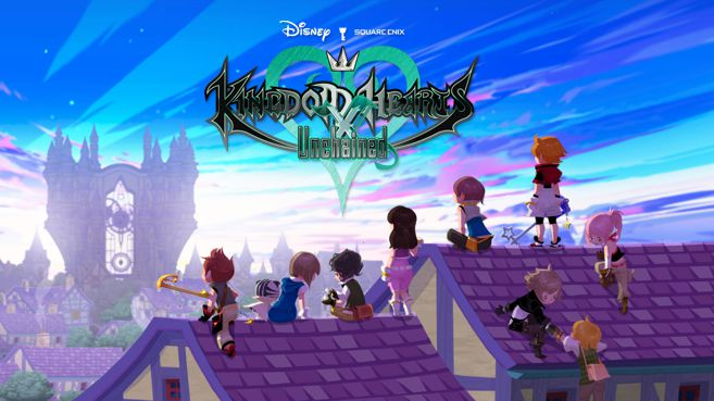 Kingdom Hearts Unchained X Principal