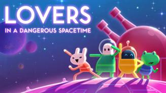 Lovers in a Dangerous Spacetime Principal
