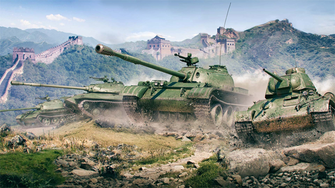 Tank Dynasty World of Tanks