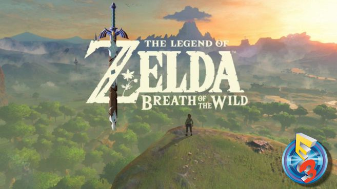 The Legend of Zelda - Breath of the Wild Principal