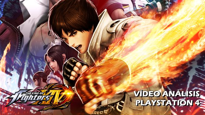 Cartel The King of Fighters XIV