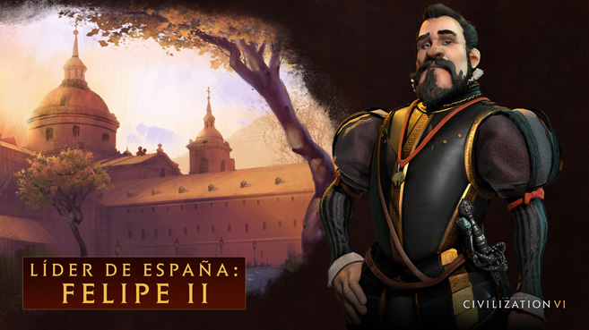 Civilization VI Felipe II