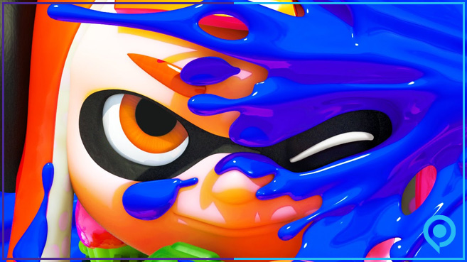 Splatoon Gamescom 2016