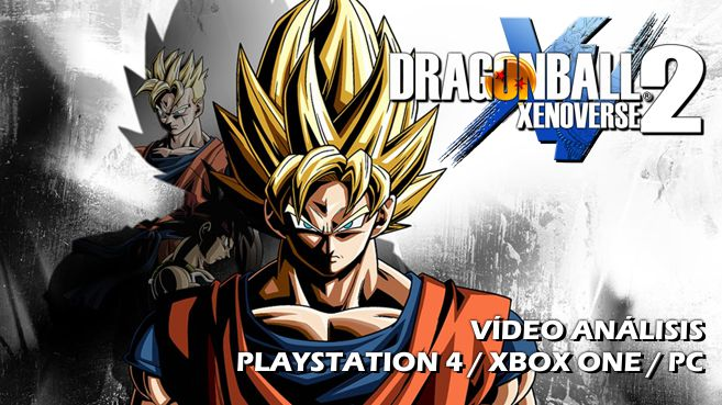 Cartel Dragon Ball Xenoverse 2
