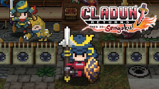 Cladun Returns This is Sengoku Principal