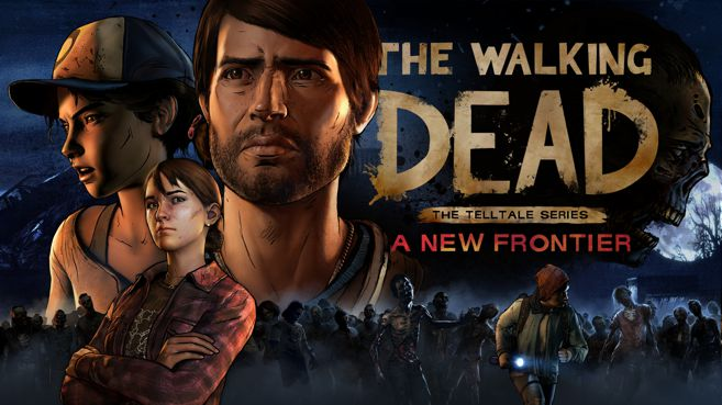 The Walking Dead ATGS A New Frontier principal