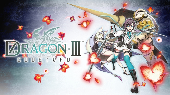 Cartel 7th Dragon III Code VFD Interior