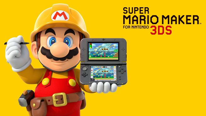 Cartel análisis Super Mario Maker for Nintendo 3DS Interior
