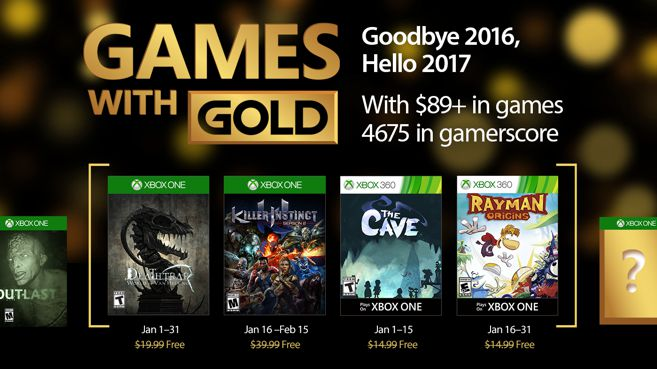 Games with Gold principal