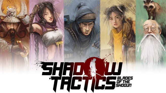 Shadow Tactics Blades of the Shogun interior