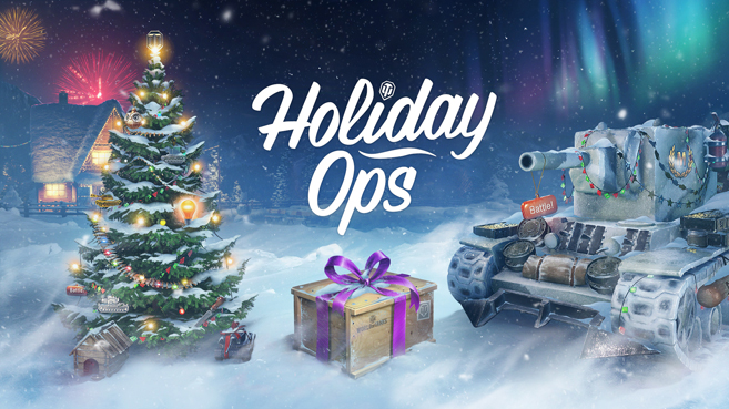 World of Tanks Navidad