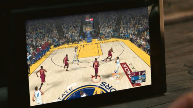 NBA Switch