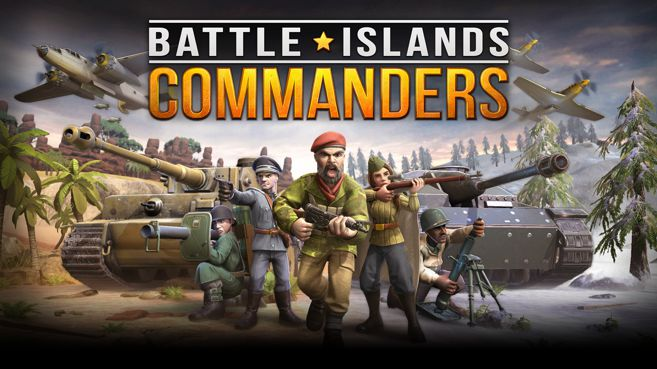 Battle Islands Commanders Principal