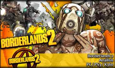 Vídeo análisis de Borderlands 2