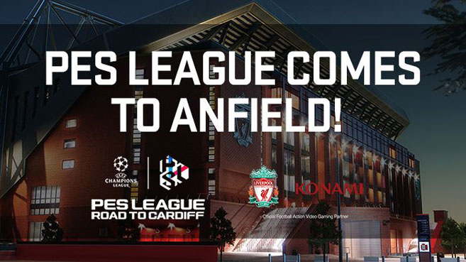 PES League  Road to Cardiff