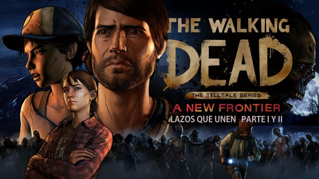 Cartel The Walking Dead A New Frontier Interior