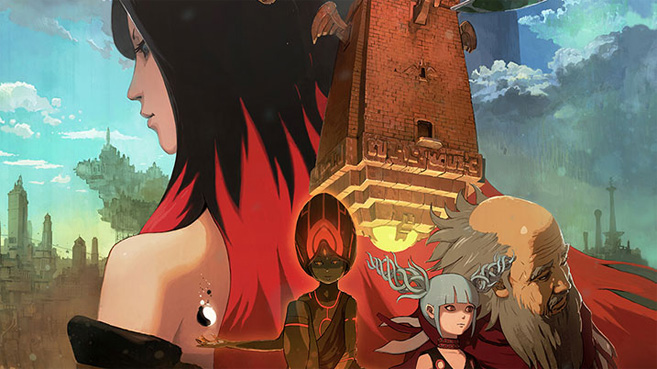 Gravity Rush 2 DLC
