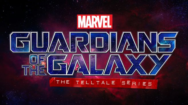 Guardianes de la galaxia The Telltale Series Principal