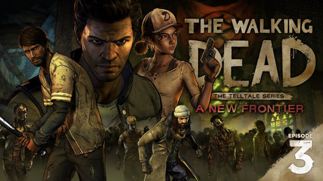 The Walking Dead A New Frontier Episode 3 Principal