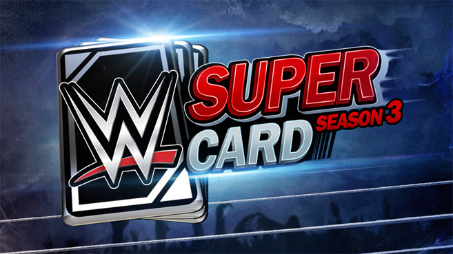 WWE SuperCard Temporada 3