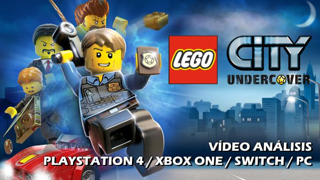 Cartel Lego City Undercover