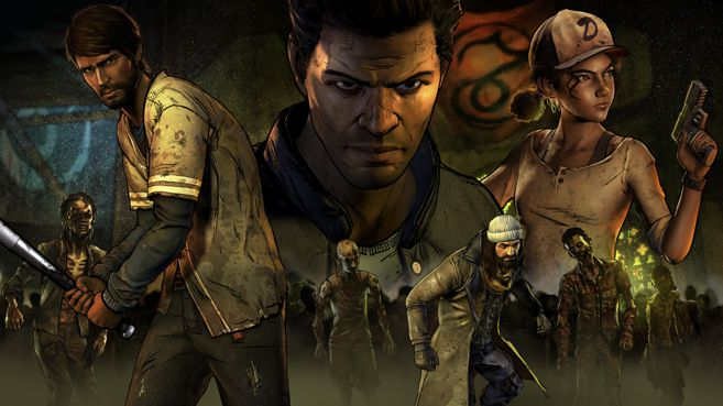 Cartel The Walking Dead A New Frontier Episode 3 Interior