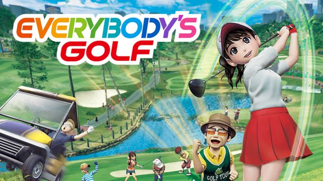 Everybody´s Golf Principal
