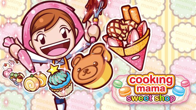 Cartel Cooking Mama Sweet Shop Interior
