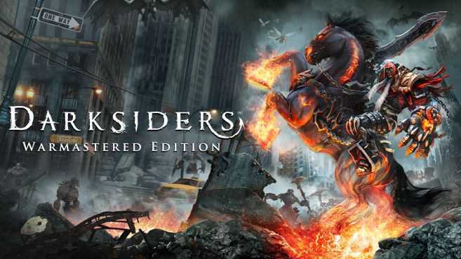 Darksiders Warmastered Edition Principal