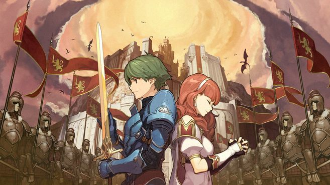 Fire Emblem Echoes Shadows of Valentia Principal