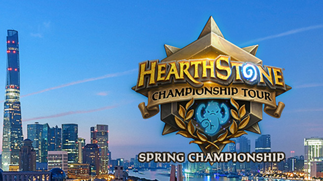 Hearthstone Championship Tour Shanghái